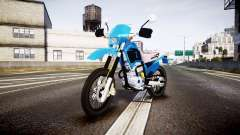 Honda XR 200 для GTA 4