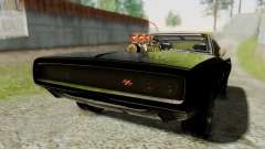 Dodge Charger RT 1970 Fast & Furious для GTA San Andreas
