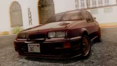 Ford Sierra RS500A