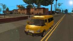 ГАЗ 2705 ТМК Форсаж для GTA San Andreas