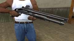 Shotgun HD для GTA San Andreas
