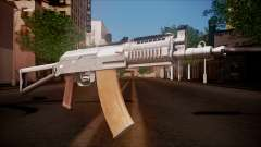 AKC-47У from Battlefield Hardline для GTA San Andreas