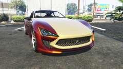 Lampadati Furore GT Maserati