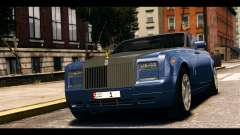 Rolls-Royce Phantom 2013 Coupe v1.0 для GTA 4