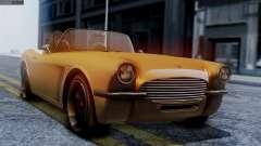 GTA 5 Invetero Coquette BlackFin для GTA San Andreas