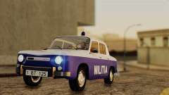 Dacia 1100 Militia для GTA San Andreas