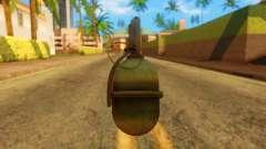 Atmosphere Grenade для GTA San Andreas