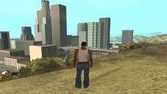 Увеличение дальности прорисовки для GTA San Andreas