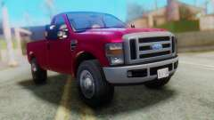 Ford F-350 Super Duty Regular Cab 2008 IVF АПП для GTA San Andreas