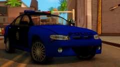 Police HSV VT GTS SA Style