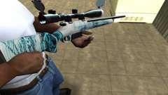 Mini Water Time Sniper Rifle