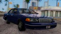Ford Crown Victoria Civillian