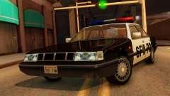 Police SF Intruder для GTA San Andreas