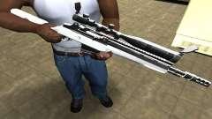 Bitten Sniper Rifle для GTA San Andreas