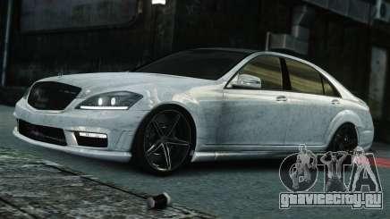 Mercedes-Benz S65 AMG Vossen для GTA 4