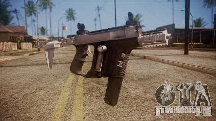 K10 from Battlefield Hardline для GTA San Andreas