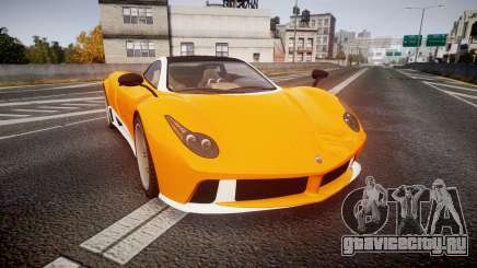GTA V Pegassi Osiris для GTA 4