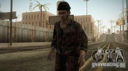 RE4 Don Manuel для GTA San Andreas