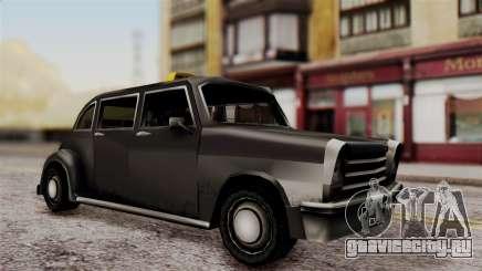 London Cab для GTA San Andreas