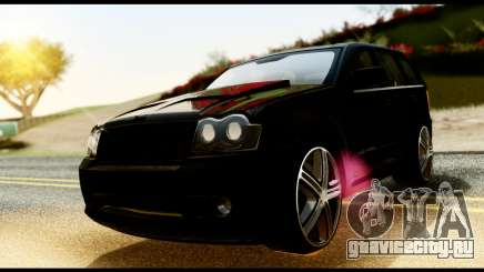 Jeep Grand Cherokee SRT8 Restyling M Final для GTA San Andreas
