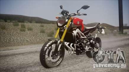 Yamaha MT-09 для GTA San Andreas