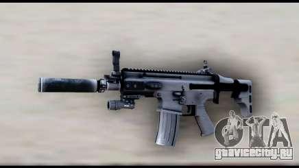 MK16 PDW Standart Quality v2 для GTA San Andreas