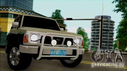 Nissan Patrol Y60 для GTA San Andreas