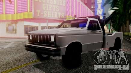 Towtruck New Edition для GTA San Andreas
