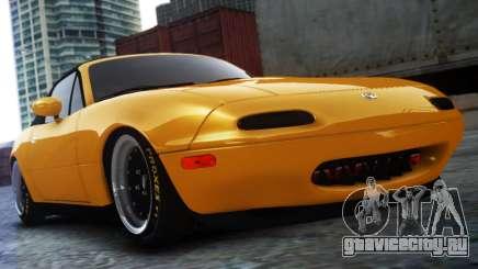 Mazda MX-5 modified [EPM] для GTA 4