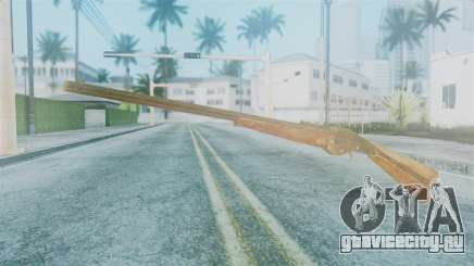 Red Dead Redemption Rifle для GTA San Andreas