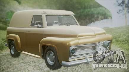 GTA 5 Vapid Slamvan для GTA San Andreas