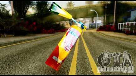 Brasileiro Fire Extinguisher для GTA San Andreas