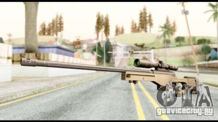 AWM L115A1 для GTA San Andreas