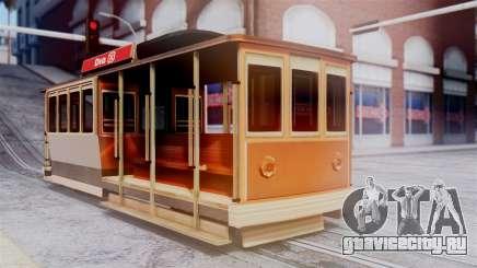 New Tram для GTA San Andreas