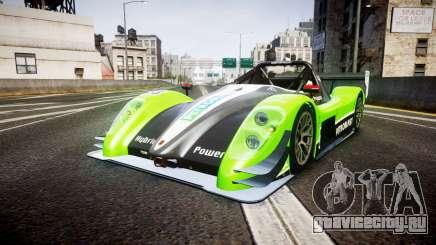 Radical SR8 RX 2011 [23] для GTA 4