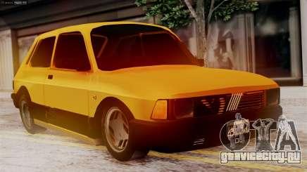 Fiat 147 Al Piso для GTA San Andreas
