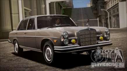 Mercedes-Benz 300 SEL 6.3 для GTA San Andreas
