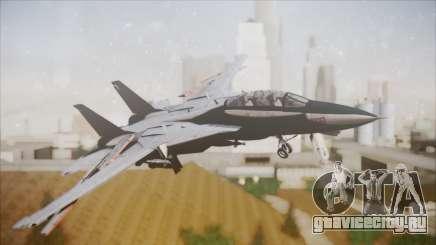 F-14B Bombcat VF-11 Red Rippers для GTA San Andreas