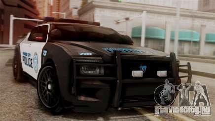 Hunter Citizen from Burnout Paradise v1 для GTA San Andreas
