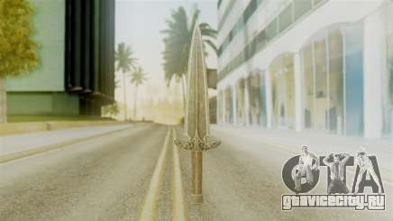 Steel Dagger для GTA San Andreas