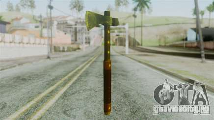 Tomahawk from Silent Hill Downpour для GTA San Andreas