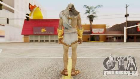 Zeus v2 God Of War 3 для GTA San Andreas третий скриншот