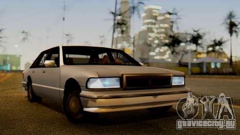 Declasse Premier для GTA San Andreas