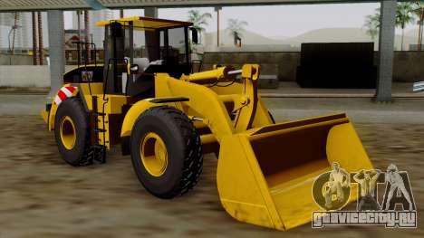 GTA 5 HVY Dozer для GTA San Andreas