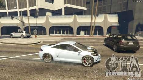 Semi-Realistic Vehicle Physics V 1.6 для GTA 5 десятый скриншот