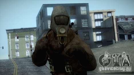 Order Soldier2 from Silent Hill для GTA San Andreas
