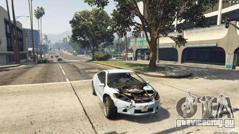 Semi-Realistic Vehicle Physics V 1.6 для GTA 5 девятый скриншот