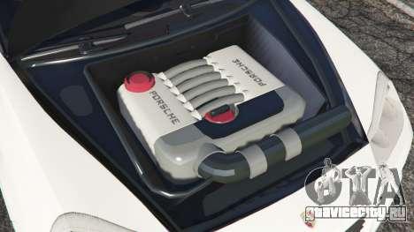 Porsche Cayenne Turbo S 2009 v0.7 [Beta] для GTA 5 вид спереди справа