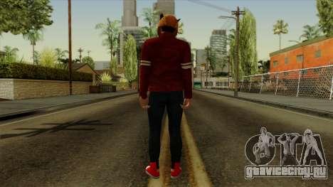 VanossGaming Skin для GTA San Andreas третий скриншот
