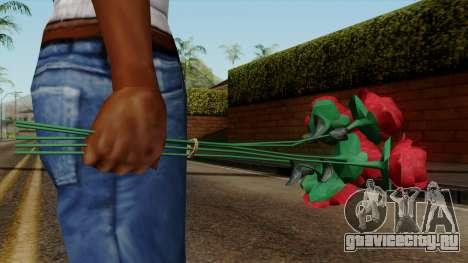 Original HD Flowers для GTA San Andreas